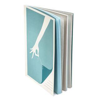 #Burano #Favini Quaderno con rilegatura a punto metallico