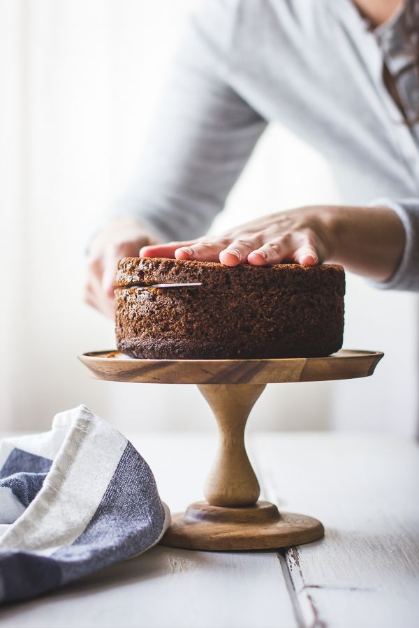 The Bojon Gourmet: Two-Persimmon Layer Cake with Vanilla Bourbon Cream Cheese Frosting {Gluten-Free}