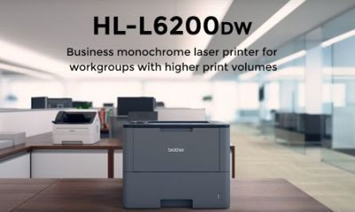 Printer Brother HL-L6200DW