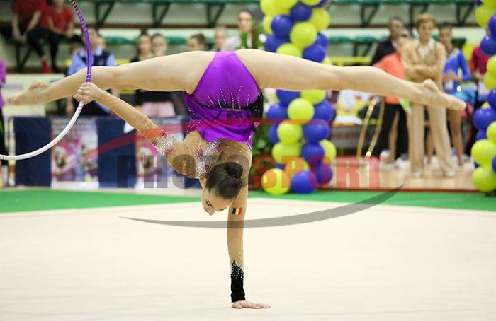 Campionatele naționale de gimnastică ritmică – Chiajna 2014