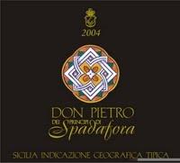 Spadafora Don Peter Rosso Sicilia Italy - wine prices.