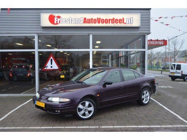 Tweedehands Chevrolet Alero? Koop Alero Occasion op Speurders.nl