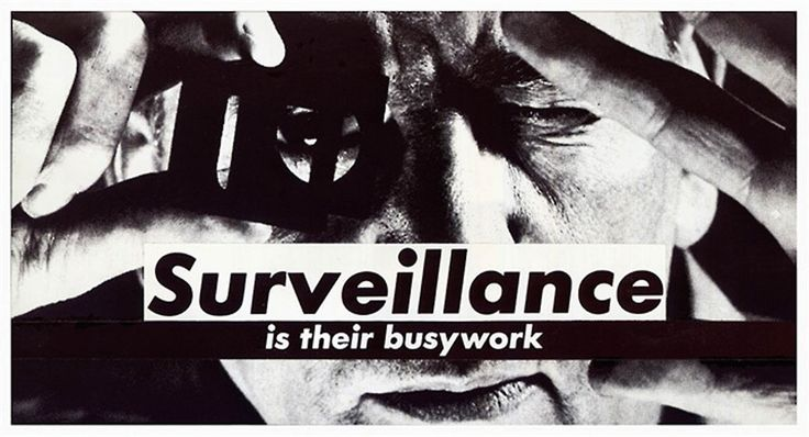 Early works from Barbara Kruger on NOWNESS.