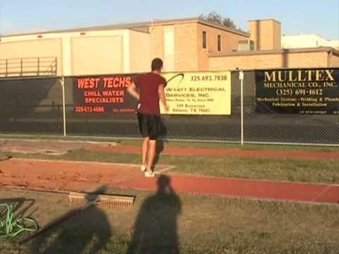 Long Jump/Triple Jump lead up drills