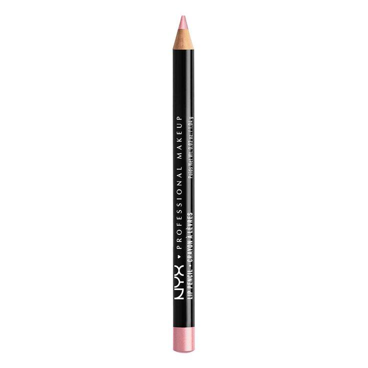 Nyx Professional Makeup Slim Lip Pencil In Blackberry