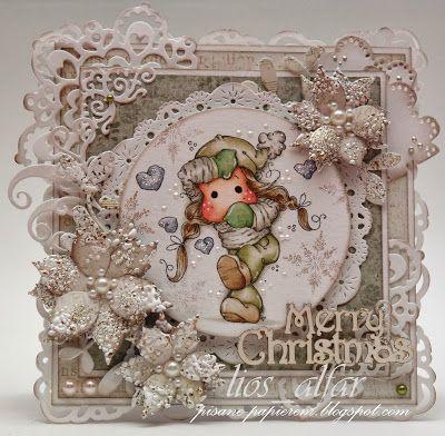 Pisane papierem: Tilda's Town #81 - Christmas