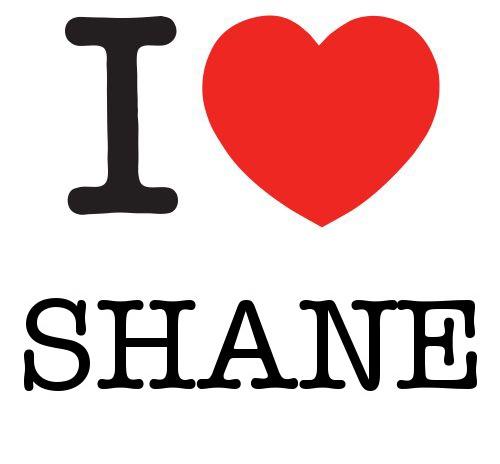 I Heart Shane #love #heart