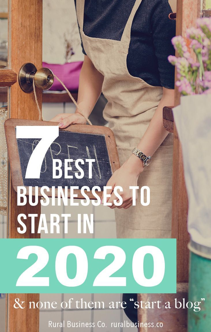 Best Businesses To Start In 2020.2020 Will Bring Drastic Changes In Online Business E