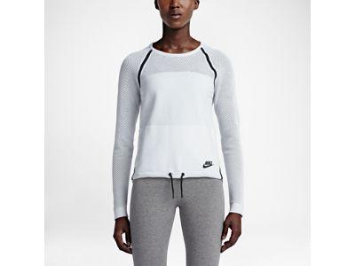 Nike Tech Knit Crew Damenoberteil