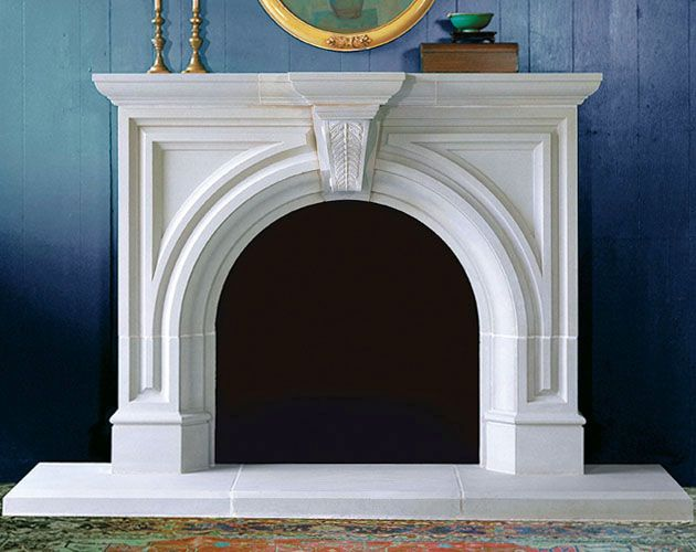 25+ Best Ideas About Cast Stone Fireplace On Pinterest