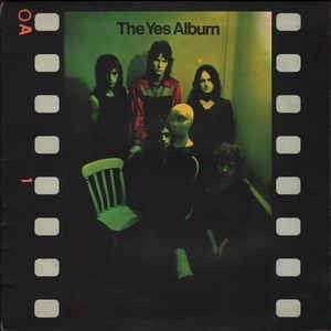 Yes / The Yes Album - Rich Records Buy Vinyl Online