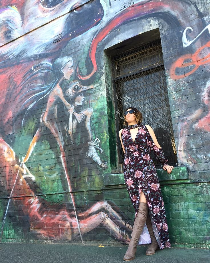 Out and about in Fitzroy #MelbourneAus  www.divaesmoi.com