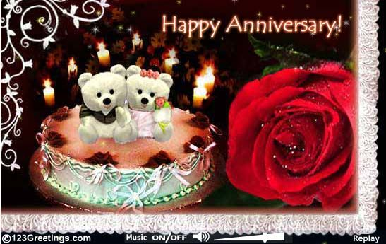 To My Handsome Husband Happy Anniversary Your Loving Wife Charlene