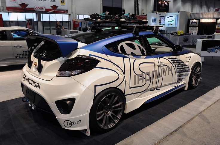 Hyundai Veloster Turbo Ark Performance