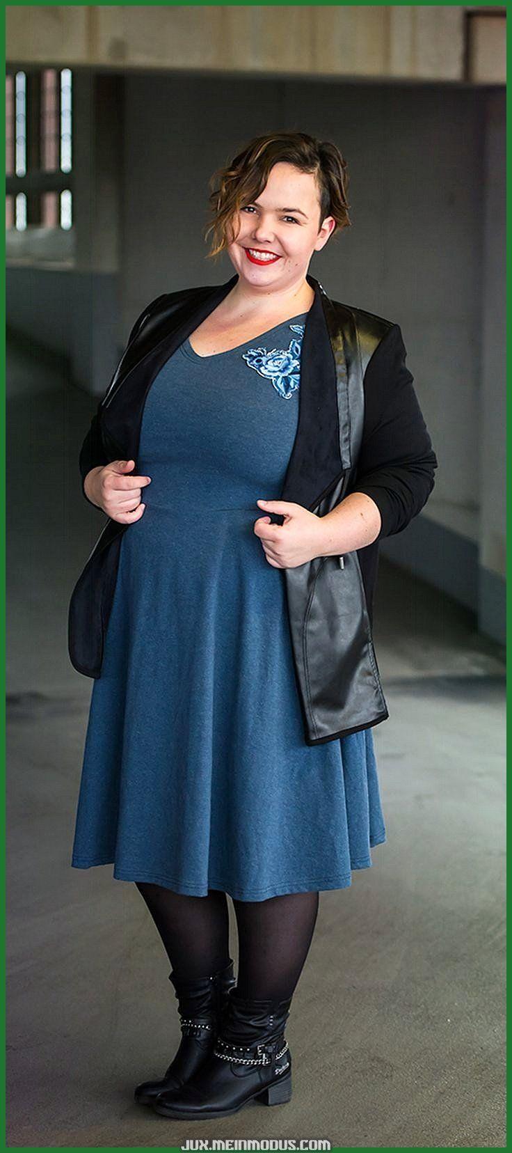 Kreative und Großartige Mode für jedes mollige. Ein Kleid für jedes große Größen und große ge…