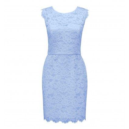 Zara lace bodycon dress Main Image