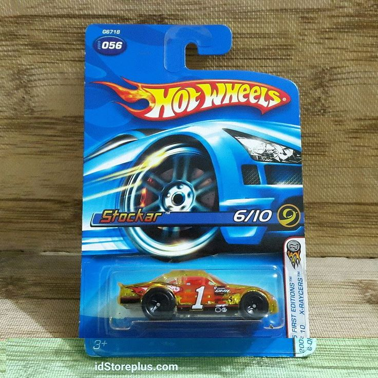 DIJUAL HOT WHEELS STOCKAR X-RAYCERS 2005 First Editions 6/10  Update di: Fb/Twitter/Line: idStoreplus WhatsApp: 0818663621 Source: http://ift.tt/2esFo23 Toko Online: http://idstoreplus.com  #hotwheelsbalap #stockar #xraycers #mobilanbalap #mobilbalap #balaphotwheels #diecastbalap #mobilmobilan #hotwheelslangka #idstoreplus #hotwheelstangerang #hotwheelsjakarta #hotwheelsindonesia #hotwheelsmurah #pajangan #diecastindonesia #diecastjakarta #kadoanak #kadounik #mainananak #kadoulangtahun…