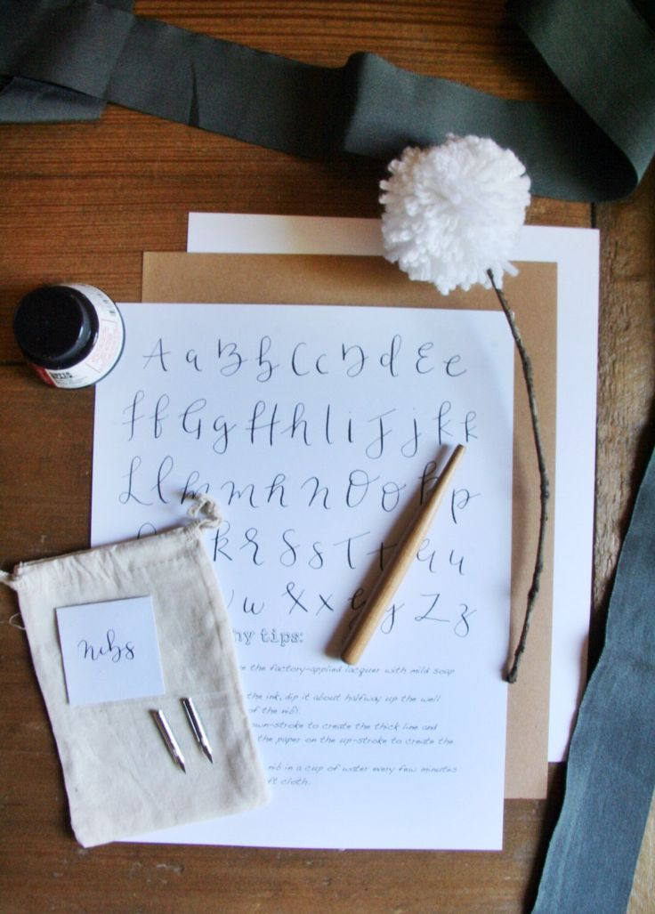 650 Best Calligraphy Hand Lettering Images On Pinterest