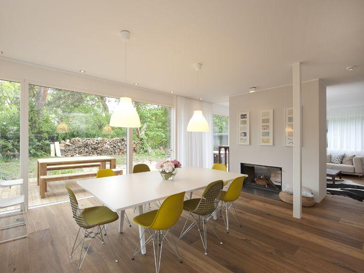 Moderne innenarchitektur einfamilienhaus  66 besten Wohnzimmer Bilder auf Pinterest | Wohnbereich ...