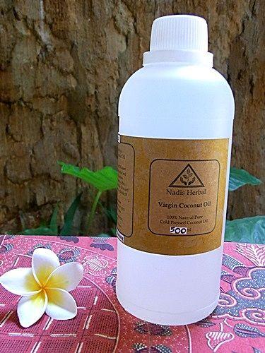 Cold Pressed Virgin Coconut Oil 500ml
