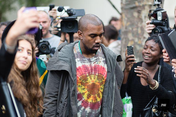 Kanye West - Paris.