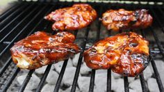 Jack Daniels Tennessee Fire Barbecue Chicken
