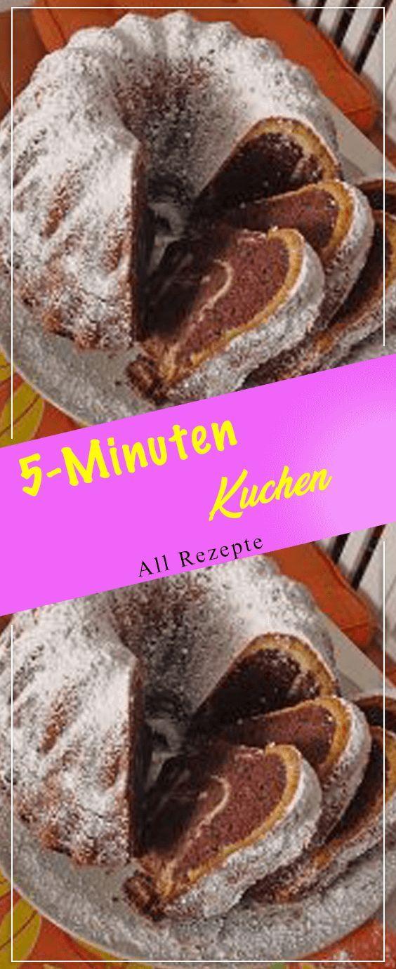 5-Minuten-Kuchen.#Kochen #Rezepte #einfach #köstlich