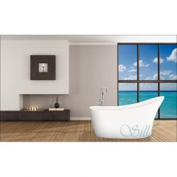 Silla Bath 1590mm