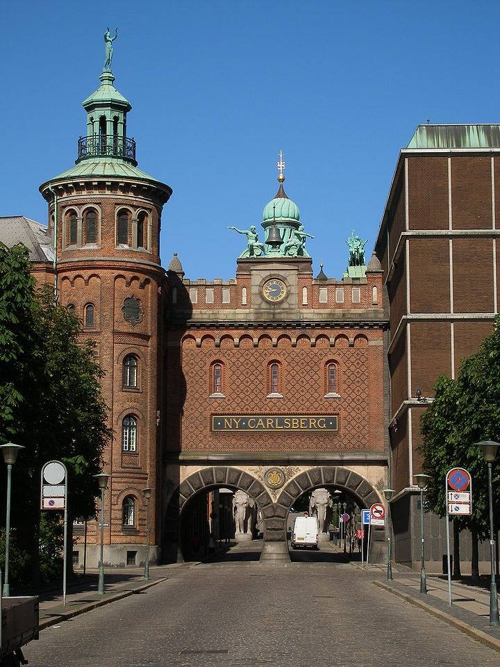 Carlsberg Breweries, Copenhagen