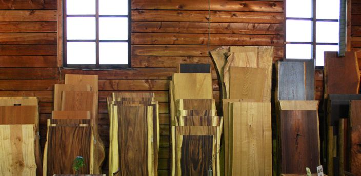 一枚板テーブル・天然木のオーダー家具【daBOSCO FURNITURE】ダ・ボスコ