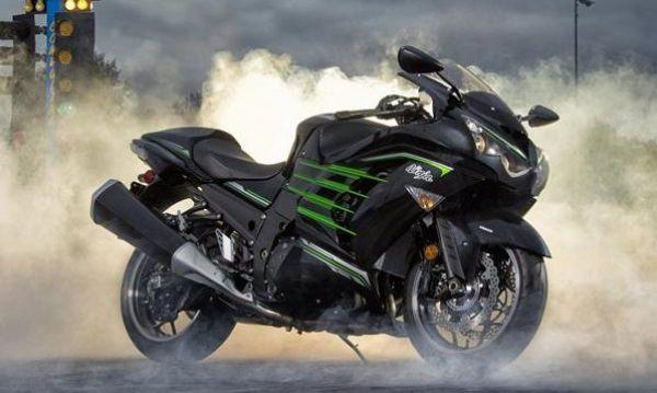 Kawasaki Ninja ZX-14R Motor Tercepat di Dunia