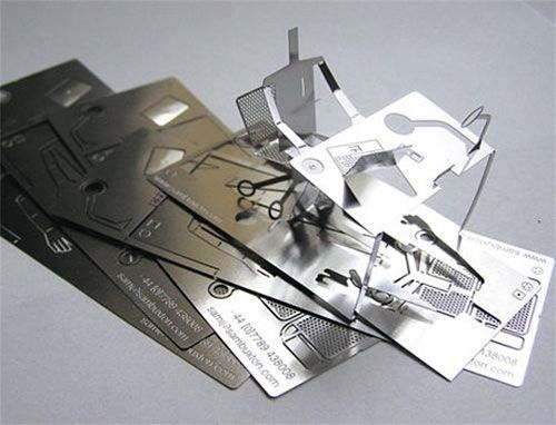 really awesome fold out desk buisness card