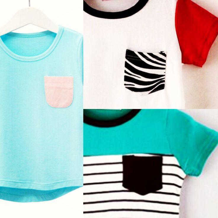 Pocket tees#stripes#zebra#aqua#boysfashion#kidsfashion