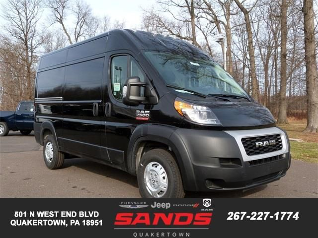 2020 Ram Promaster 2500 High Roof Ram Promaster Chrysler Jeep