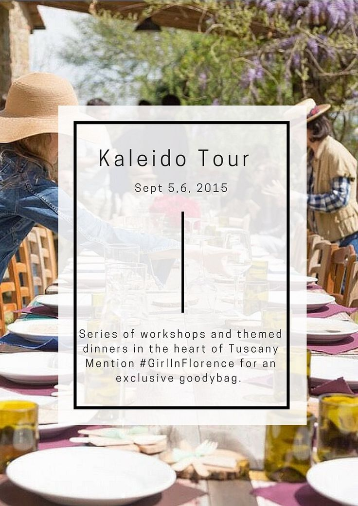Pop-up workshops this September in Tuscany   Girl in Florence Blog