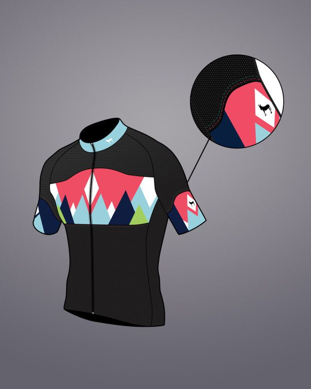 Our 2014 Q1 Limited Edition jersey designer is a rider named Gritchelle from San Fransisco. She sent in two designs that were so good we co...