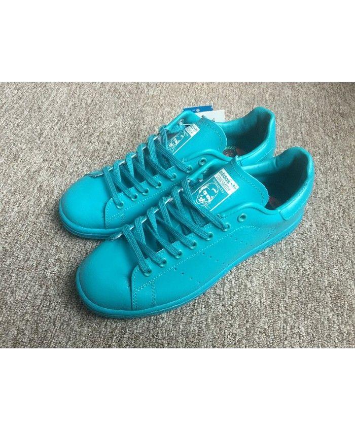 Adidas Originals Pharrell Superstar Supercolors Tennis Lake Bleu/Blanche B31611
