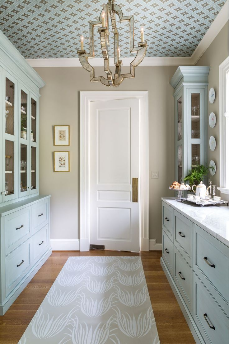 109 best Home: Butlers Pantry images on Pinterest | Architecture ...