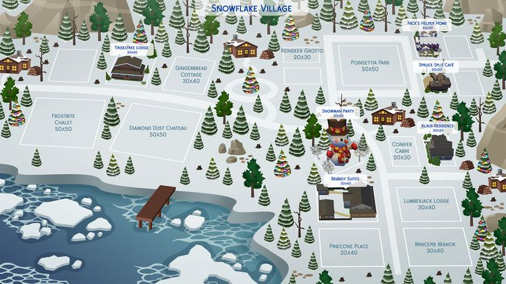 The Sims 4: These Fan-Made World Maps Are SIMazing! | SimsVIP