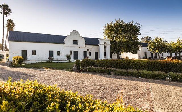 Hazendal Wine Estate, Stellenbosch, Heritage, Lawns