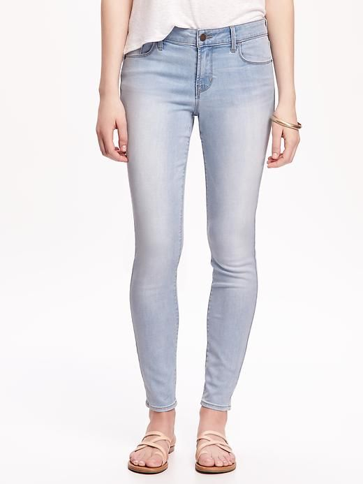 Mid-Rise Rockstar Jeans for Women Product Image