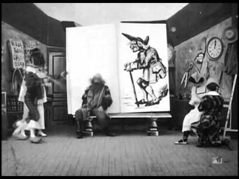The Magic Book - Georges Méliès (1901)