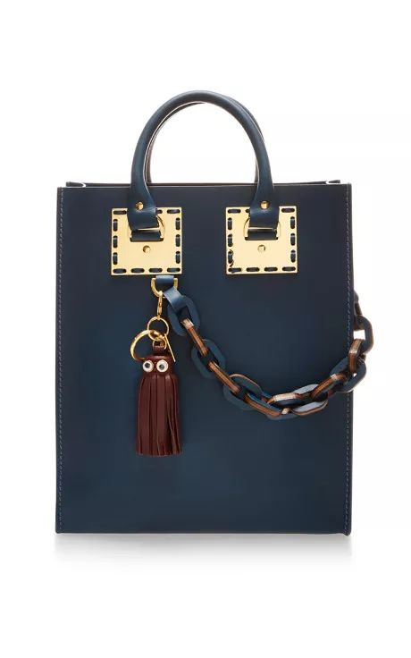 Albion Mini Tote Bag by Sophie Hulme for Preorder on Moda Operandi