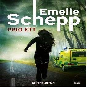 Prio ett [Ljudupptagning] / Emelie Schepp ... #deckare #ljudbok #mp3bok