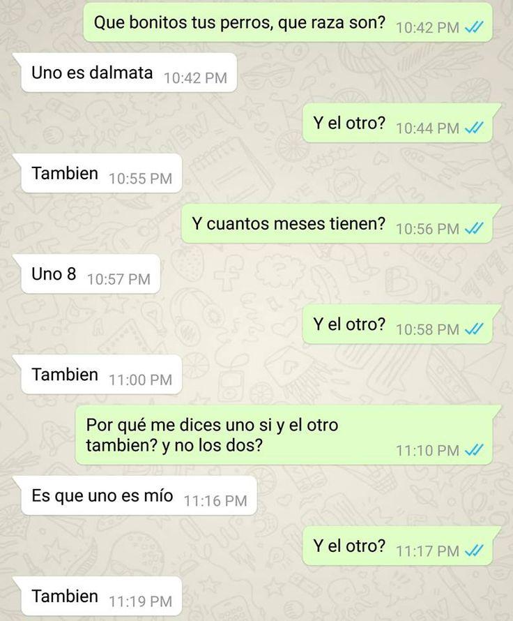 Estas son las conversaciones de Whatsapp más bizarras de todos los tiempos