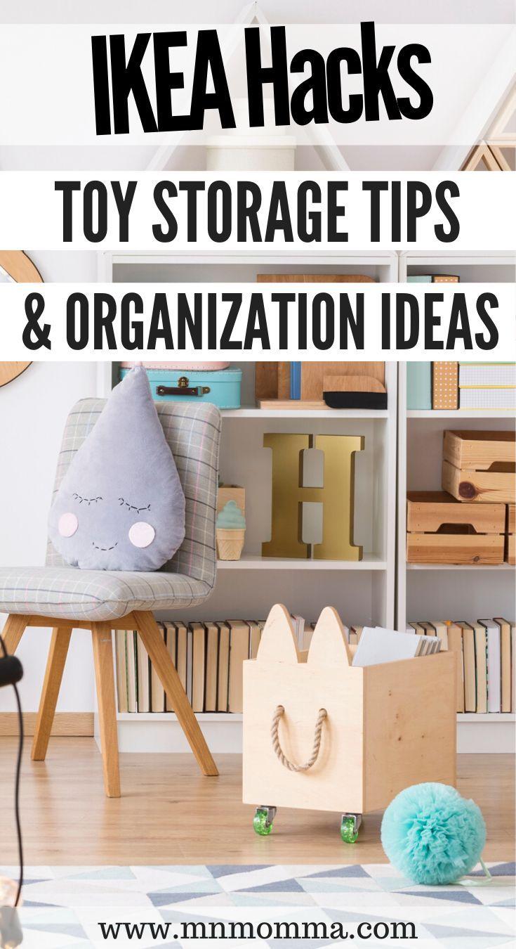 17 Ikea Toy Storage Hacks To Make Your Home Beautiful Agai