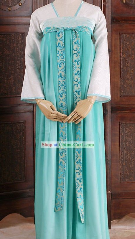 Traditional Chinese Tang Dynasty Clothing for WomenSpringfield