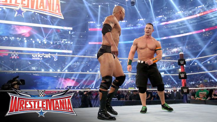 John Cena returned to join forces with The Rock: WrestleMania 32 on WWE ... https://www.youtube.com/watch?v=tqHMj-m_mDs