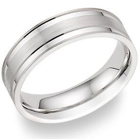 platinum male wedding rings mens platinum wedding bands 287x286