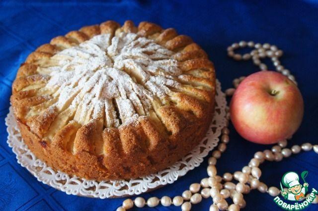 Рецепт очень простой и довольно быстрый, но какой результат,просто неземное удовольствие.. Ингредиенты для «Корнуэльский яблочный пирог»: Масло сливочное—220 г Сахар—150 г Яйцо куриное—3 шт Сметана—1/2 стак. Мука пшеничная—250 г Разрыхлитель теста—1 пакет. Ванильный сахар—2 пакет. Сахар коричневый—1 ст. л. Яблоко( 500-600 г, кислые, твердые, лучше взять зеленые) —4 шт Рецепт «Корнуэльский яблочный пирог»: Подготовить продукты.